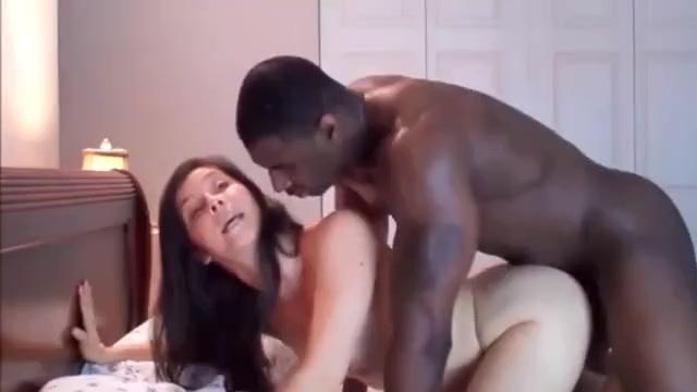 Beautiful wifey interracial amateur cuckold w hung BBC