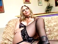 Julia Ann gets BBC interracial hardcore fuck
